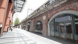 旧万世橋駅の遺構が70年ぶりに商業施設として再生 「マーチ エキュート