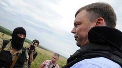 【マレーシア航空機墜落】OSCE監視団、親ロシア派から現場で妨害される