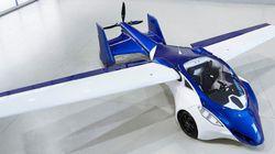 空飛ぶ自動車「エアロモービル」最新試作機が完成【動画】