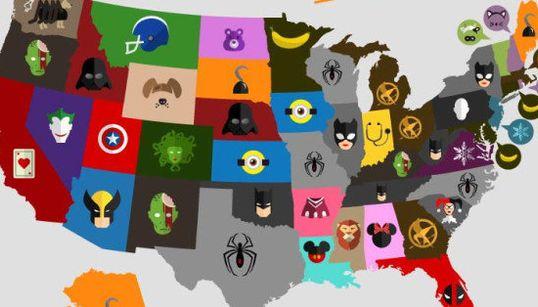 【ハロウィン】アナ雪、スター・ウォーズ、ミニーマウス。アメリカではこんな言葉が検索されている