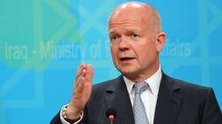 イギリスのヘイグ外相が辞任 後任はハモンド国防相