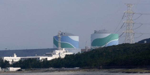 Kyushu Electric Power Co.'s Sendai Nuclear Power Plant stands in Satsumasendai, Kagoshima Prefecture,...