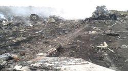 マレーシア航空機、ウクライナ東部で撃墜 295人全員死亡