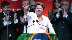ブラジル大統領選、ルセフ氏が再選 決選投票で僅差の勝利