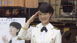「海上自衛隊の歌姫」オリコン入り