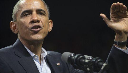 オバマ大統領 熱狂と輝きはどこへ 2008年と2014年の違いがわかる写真たち【画像】