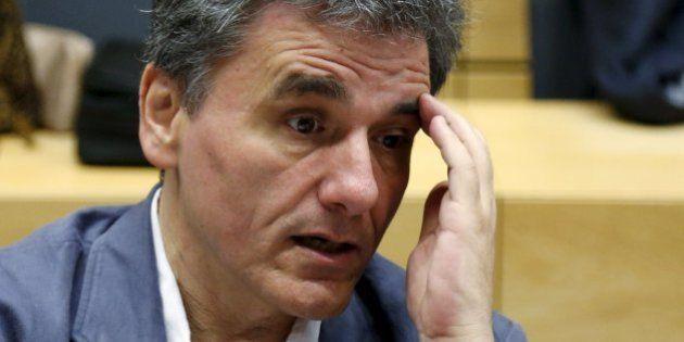 ギリシャに改革案の法制化を要求 ユーロ圏緊急首脳会議