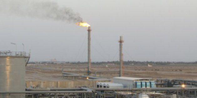 ガラフ油田で生産開始 イラク戦争後では初の「日の丸油田」