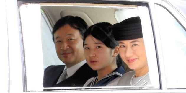 皇太子ご一家が武蔵陵を参拝 愛子さま初、雅子さまは11年半ぶり