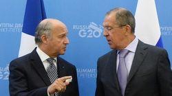 英米仏、シリア化学兵器国際管理へと動く