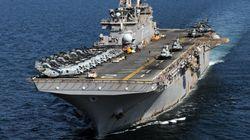 【強襲揚陸艦】小野寺防衛相が導入を本格検討 離島奪還で活用