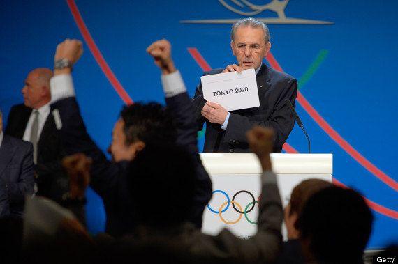 オリンピック開催地、東京に決定