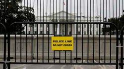 ホワイトハウスに再び男が侵入 警備犬が男を「確保」