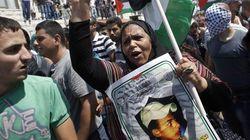 パレスチナ人の少年、生きたまま火で焼かれる?