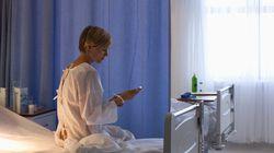 携帯電話、病室でも使用可能に 医療機関での使用に新指針