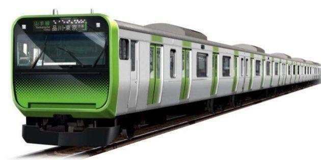 山手線の新型車両「E235系」2015年秋に 中吊り広告は消滅へ