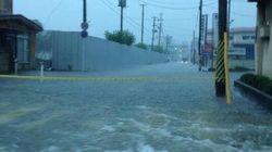 【台風8号】新潟では50年に一度の記録的大雨