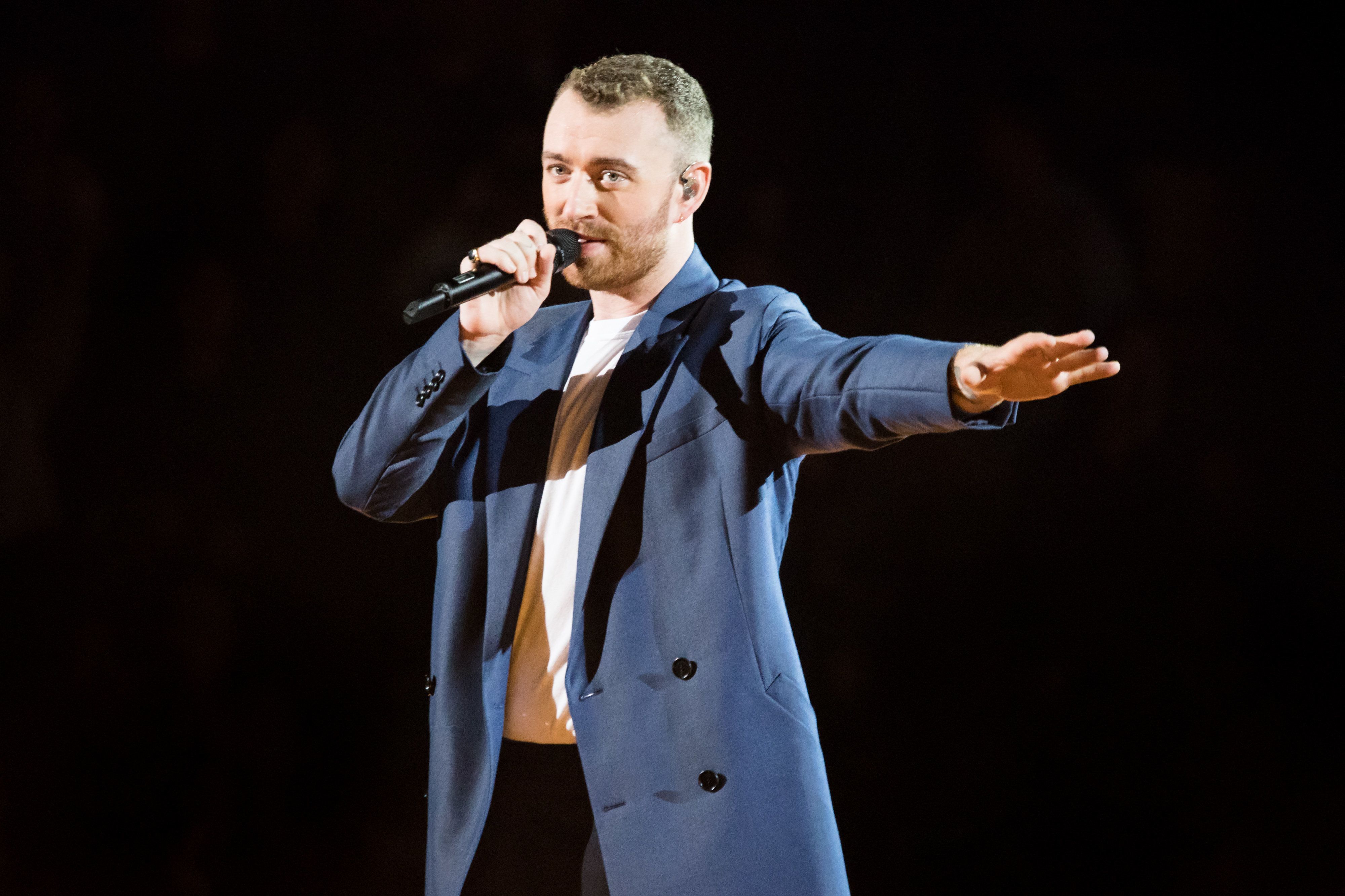 Sam Smith Says Shirtless Photo-Shoot Was His Way Of 'Reclaiming His Body' After Past 'Body