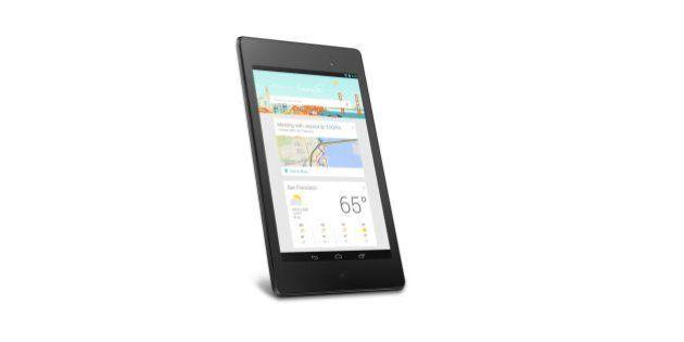 Nexus 7 新モデル予約開始。28日に発売 高精細液晶でiPad