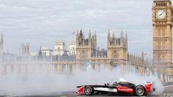 「フォーミュラE」電気自動車のF1開催へ、世界の街を駆け抜ける