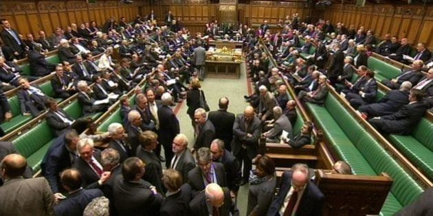 MPs during a Eurosceptic amendment vote expressing regret that the Government had not included an EU...