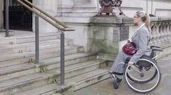 車いすだって、歴史ある街を散策できる【動画】
