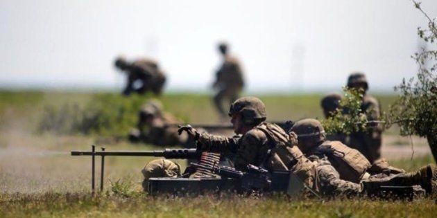 アメリカ軍には「疲れの色」も 世界で高まる地政学リスク