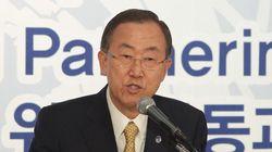 国連事務総長が日本に注文「正しい歴史認識を」