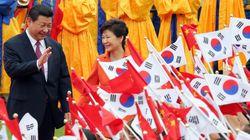【中韓首脳会談】習国家主席が朴大統領と会談