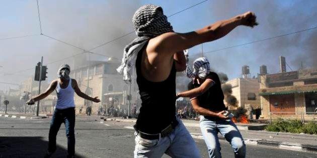 パレスチナ少年の遺体発見 イスラエル3少年殺害への報復か