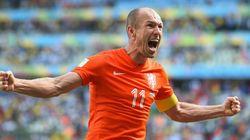 ワールドカップ、オランダが終了間際のPKでメキシコに逆転勝ち コスタリカもベスト8【画像】