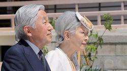 天皇皇后両陛下、対馬丸の慰霊碑に供花