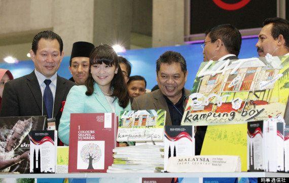 眞子さま、名誉総裁として初めての公務 東京国際ブックフェアに出席