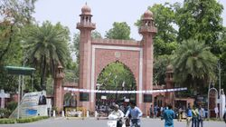 Aligarh Muslim University Students Booked Under Sedition Over Row With Republic