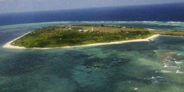 【南シナ海】台湾、南沙諸島に艦艇常駐を検討 フィリピン・ベトナムは反発