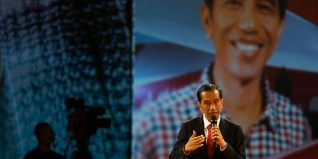 インドネシア大統領選、ウィドド氏勝利なら傀儡政権との見方 メガワティ元大統領が支援