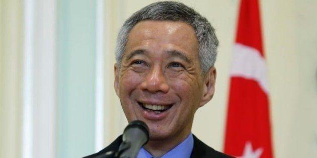 シンガポール首相「日本や近隣諸国は第2次世界大戦を克服すべきだ」