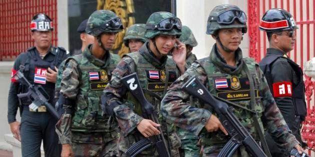 タイ政権が批判報道取り締まり、監視委員会設置へ