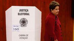 ブラジル大統領選、現職ルセフ氏とネベス上院議員で26日に決選投票