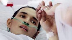 「10時間の結婚生活を、ありがとう」。29歳で末期がんを患った青年の、最後の願い