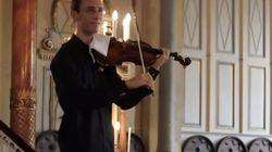ヴィオラ奏者、演奏中に鳴りひびいた着信音に神対応【動画】