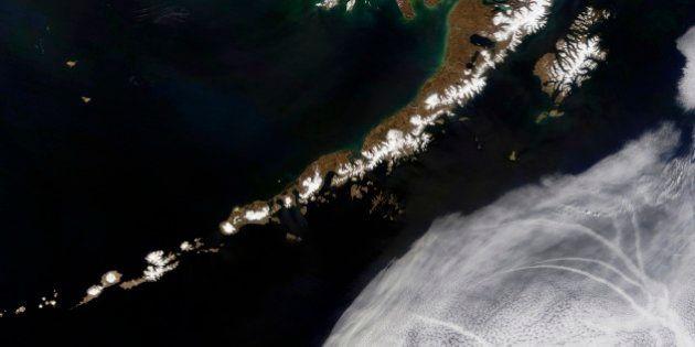 米国アラスカ州アリューシャン列島沖でM8.0の地震 津波警報は注意報に【UPDATE】