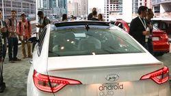 GoogleがAndroid製品を続々発表、自動車やTVなど