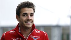 【F1】日本GPで重体のビアンキ、容体「深刻だが安定」