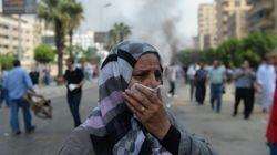 エジプト全土に非常事態宣言、死者278人に