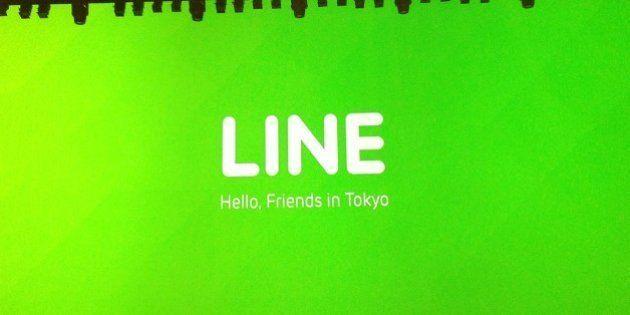 LINE スタンプ売上は月間10億円