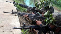 銃乱射で12人殺傷した韓国兵の身柄確保 両親が説得中に自殺図る