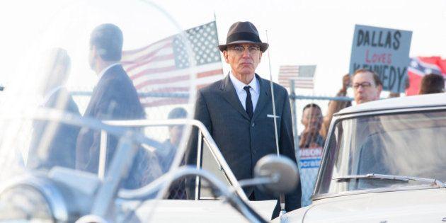 ケネディ大統領暗殺の4日間を描く アメリカ映画、「キャロラインさんが大使になり、歴史感じる」