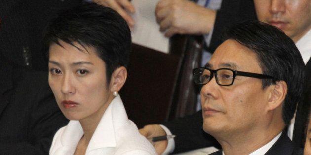「海江田おろし」加速か 蓮舫氏ら、民主党代表辞任を迫る