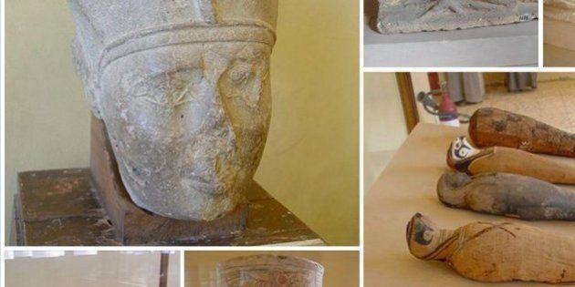 エジプトの博物館で館内丸ごと略奪の被害